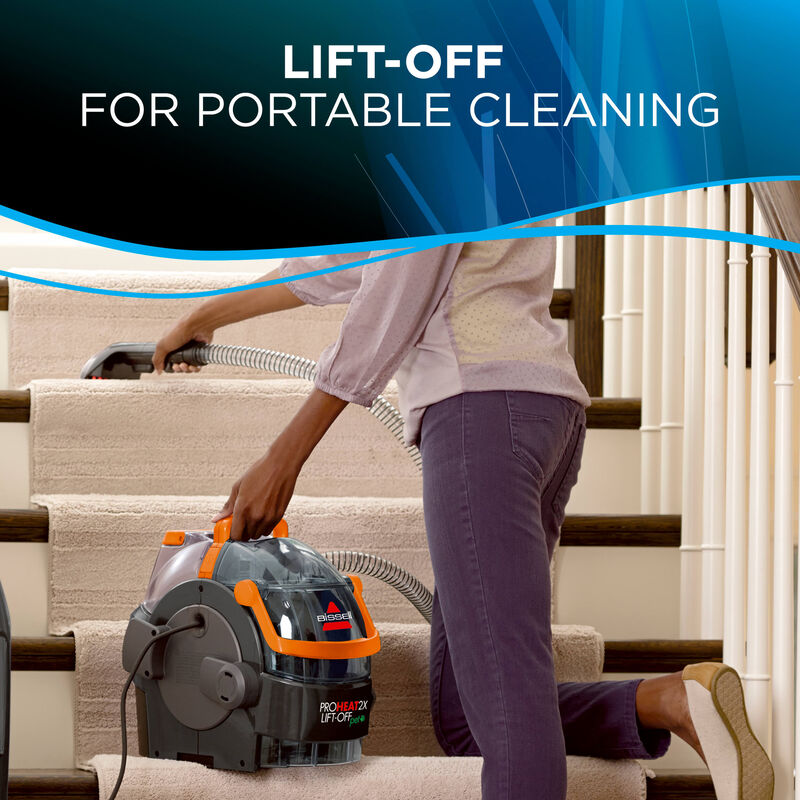 Proheat 2X Lift-Off Stair Cleaner