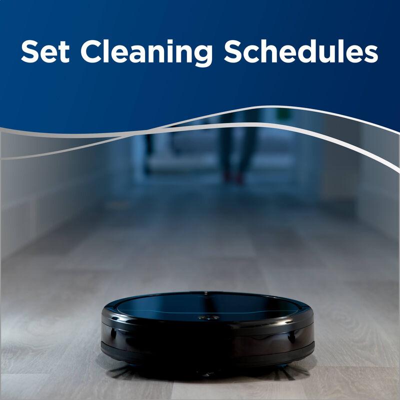 BISSELL EV675 Robotic Vacuum 2503 Schedules