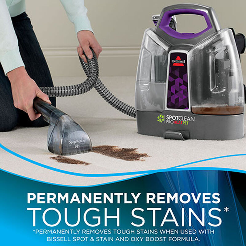 SpotClean_ProHeat_Pet_6119W_Removes_Tough_Stains