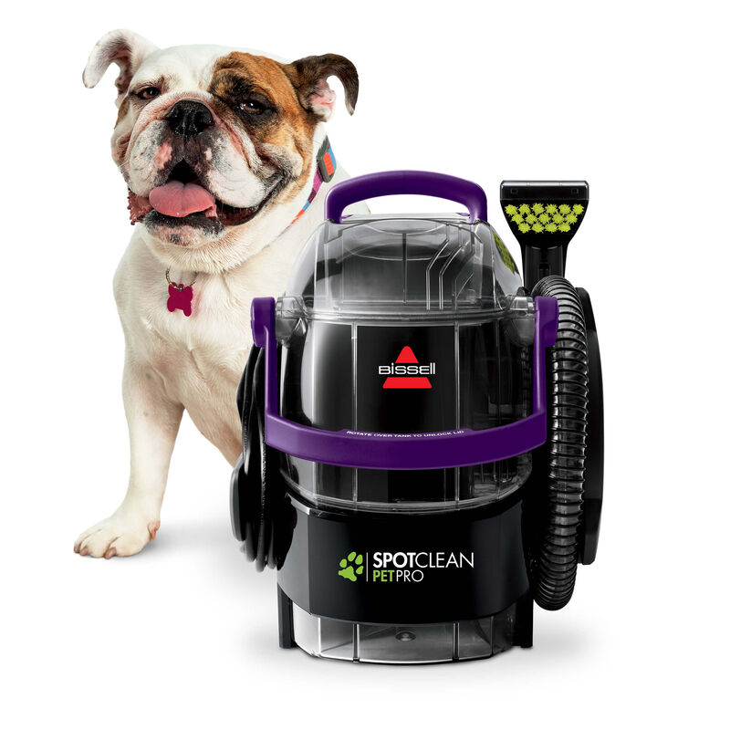 BISSELL SpotClean Pet Pro™ Portable Carpet Cleaner 2458 Hero