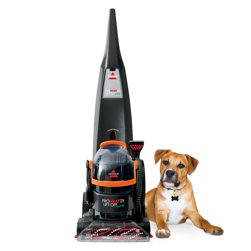 Proheat 2x Lift Off Pet 15651 Bissell Carpet Cleaning