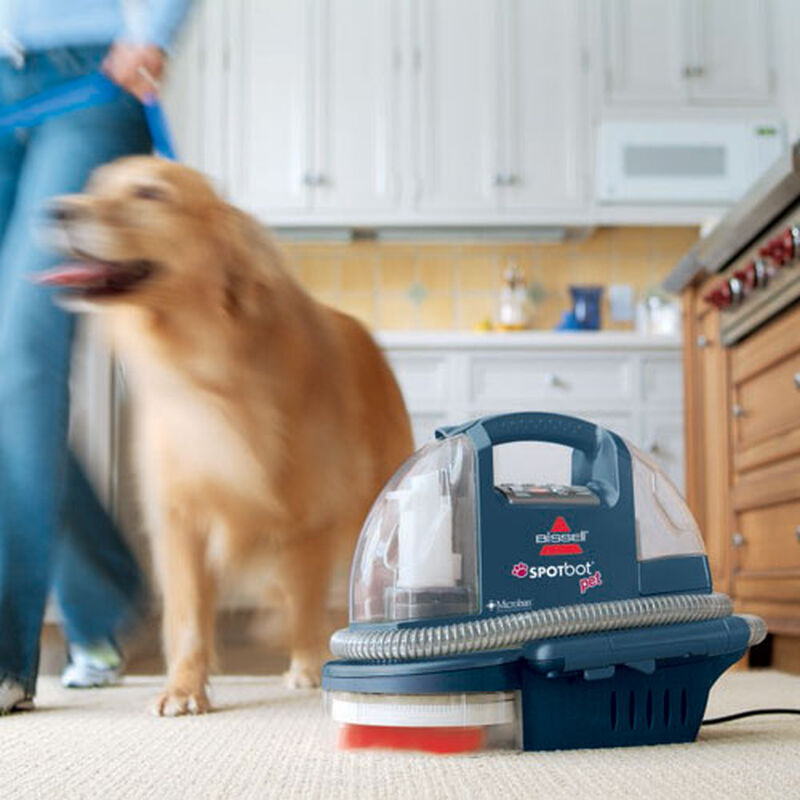 Spotbot Pet Portable Carpet Cleaner 12006 Automatic Pet Mess Cleaning