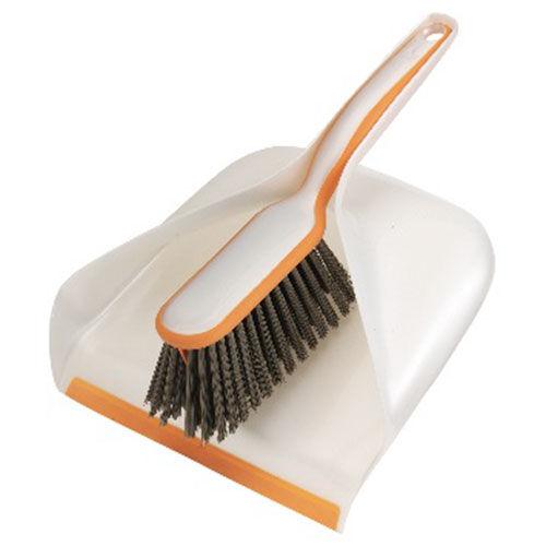 Dust Pan and Broom Set
