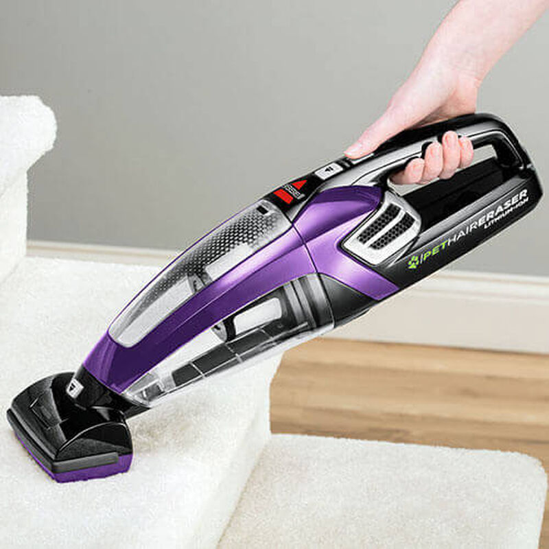 Pet_Hair_Eraser_Hand_Vac_2390_BISSELL_Hand_Vacuum_Stairs
