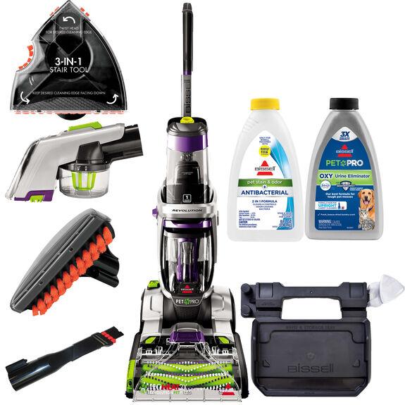 Tips For Choosing the Right Carpet Cleaner