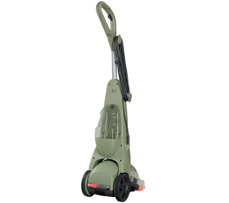 Quicksteamer Multisurface Carpet Cleaner 17701 Back View