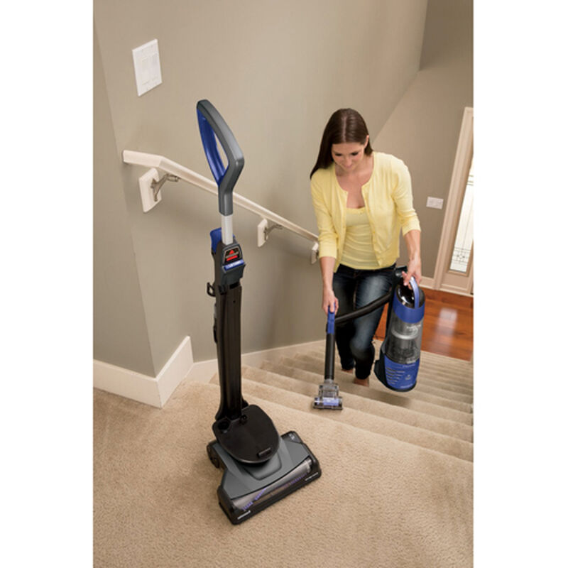 PowerGlide Deluxe Pet LiftOff Vacuum 2763 Stair Cleaning