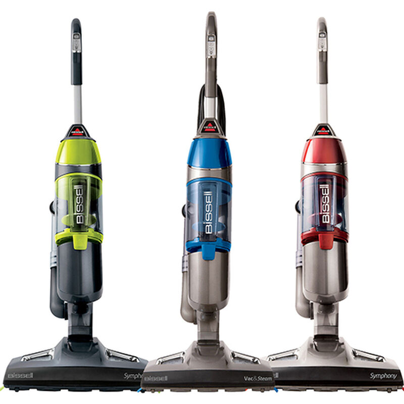 Symphony Steam Mop Remanufactured 1132R BISSELL Steam Cleaners