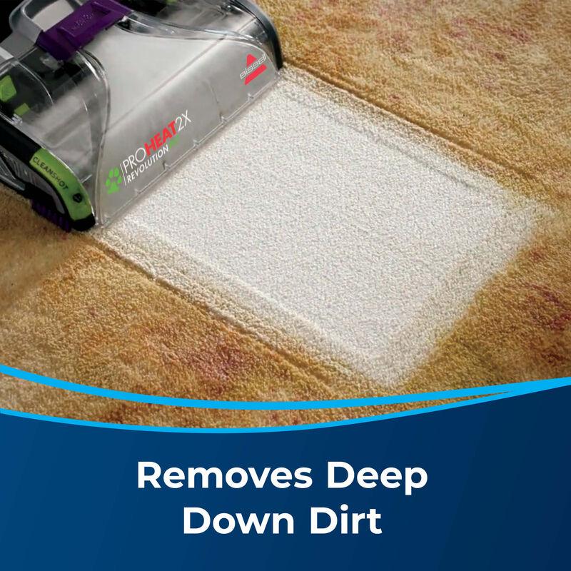 BISSELL Clean + Refresh Febreze Carpet Formula 2276 Carpet Cleaning Formula Stains