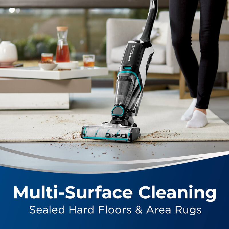 BISSELL CrossWave Cordless Max Multi Surface Wet Dry Vac Multi-Surface