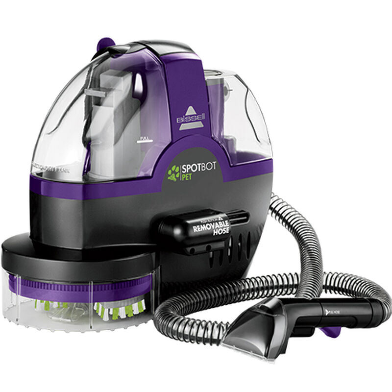 SpotBot Pet Portable Carpet Cleaners Handheld Cleaning