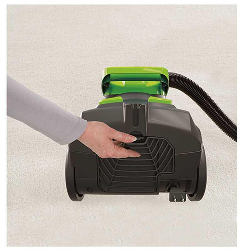 Zing Bagless Canister Vacuum Rewind Cord