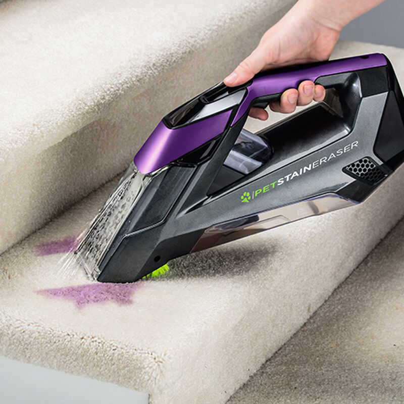 Pet Stain Eraser 2054 BISSELL Portable Carpet Cleaners Stairs
