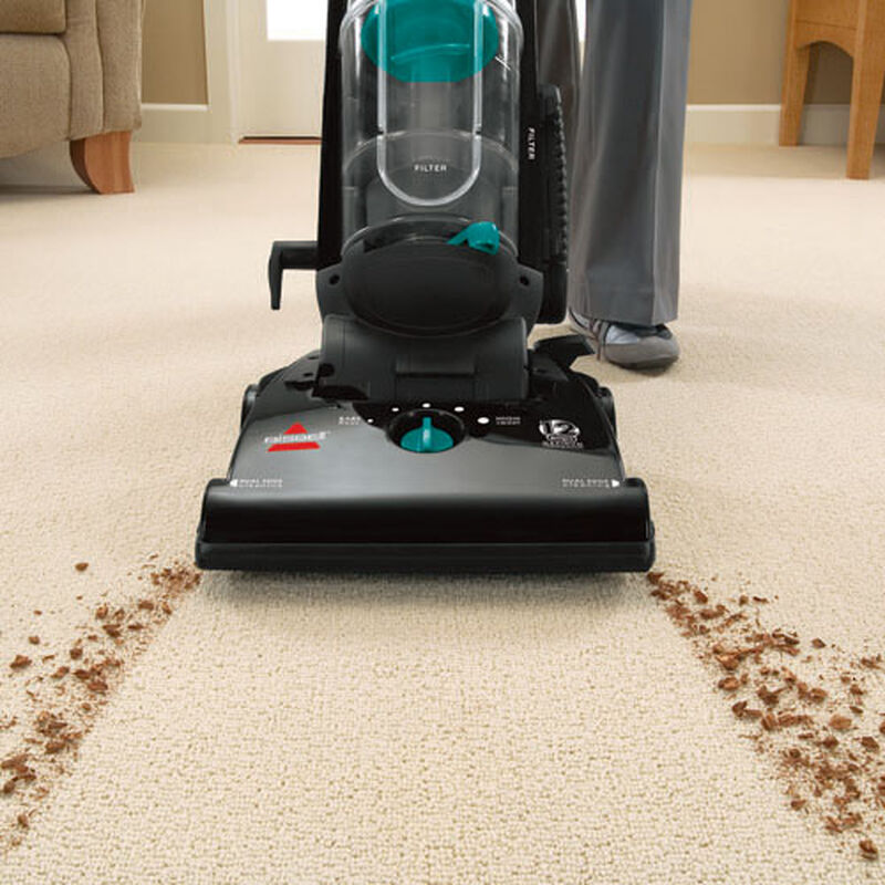 Cleanview Helix Vacuum 82H1 Cleaning Path