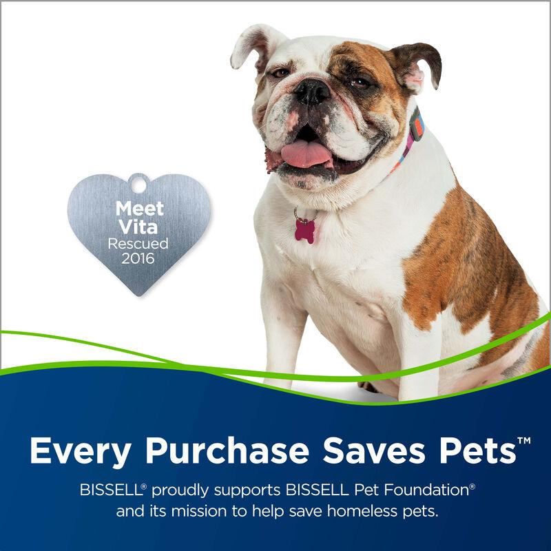 SpotClean Pet Pro Portable Carpet Cleaner 2458 Save Pets