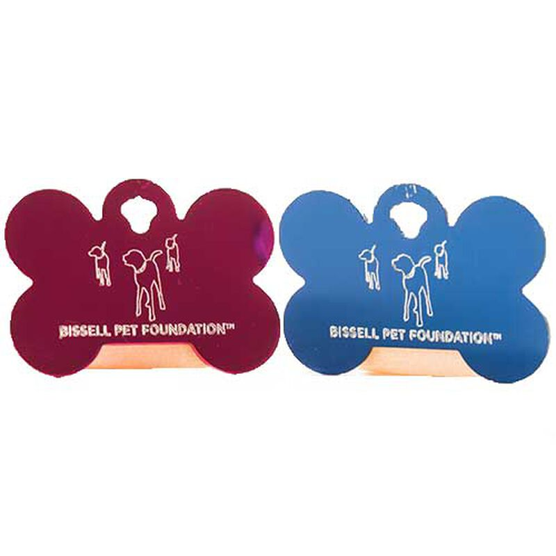 BISSELL Pet Foundation ID Tags AdoptBox