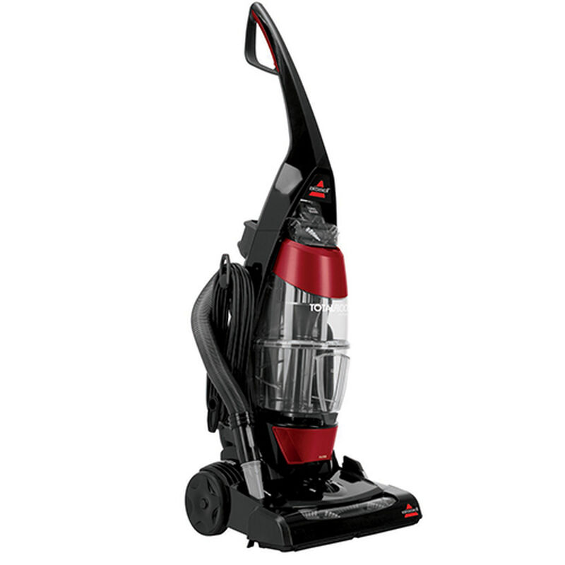 Total Floors Upright Vacuum Left Angle