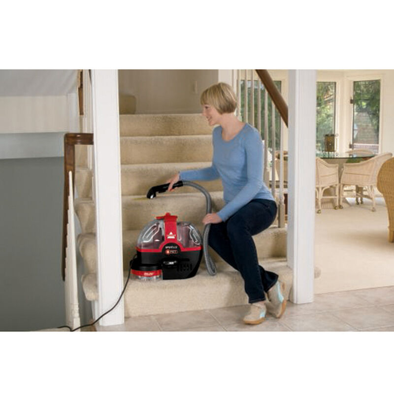 Spotbot Pet Portable Carpet Cleaner 33N8T Stair Cleaning
