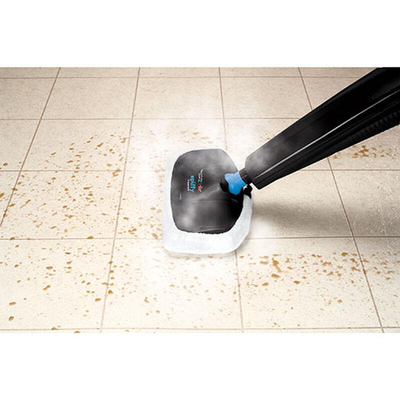 Spiffy Steam Mop Steam Cleaner 21H6P hard floors