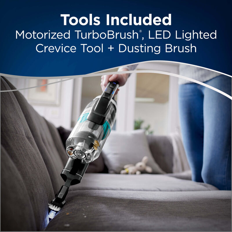 BISSELL ICONpet Cordless Vacuum Tools Included