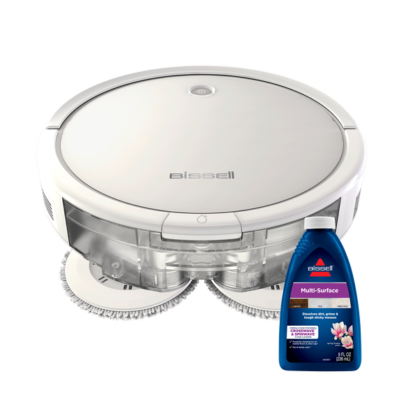 Spinwave Wet And Dry Robotic Vacuum