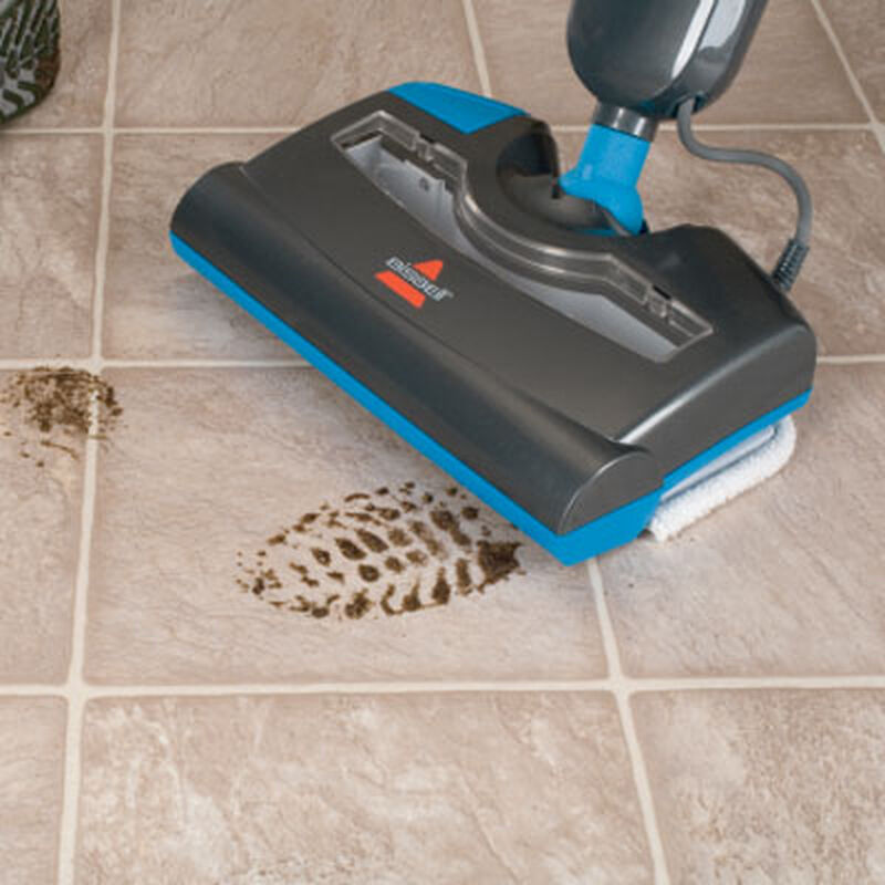 Steam and Sweep Steam Mop 46B4W messes