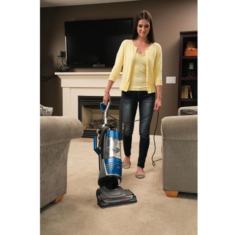 Powerglide LiftOff Vacuum 9182W around furniture