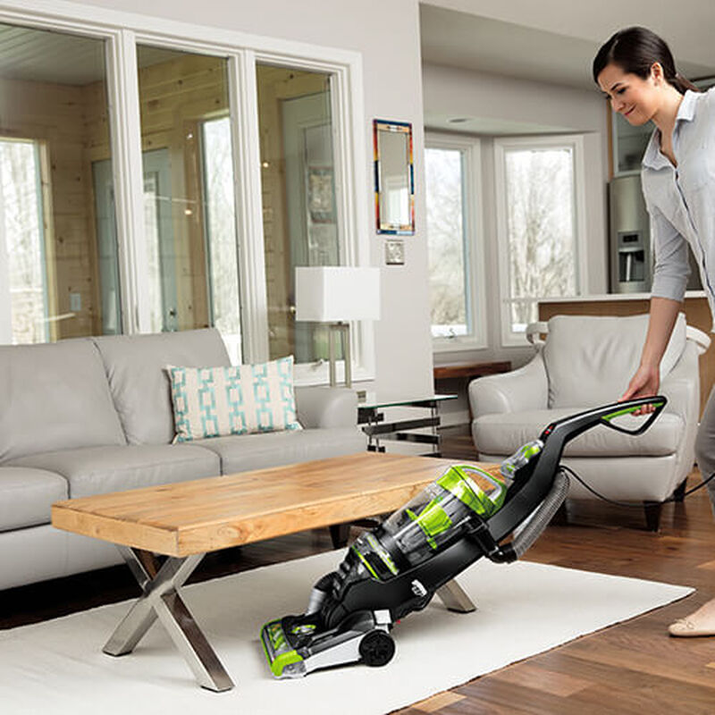 Momentum Rewind Pet 1792P BISSELL Vacuum Cleaners Under Table