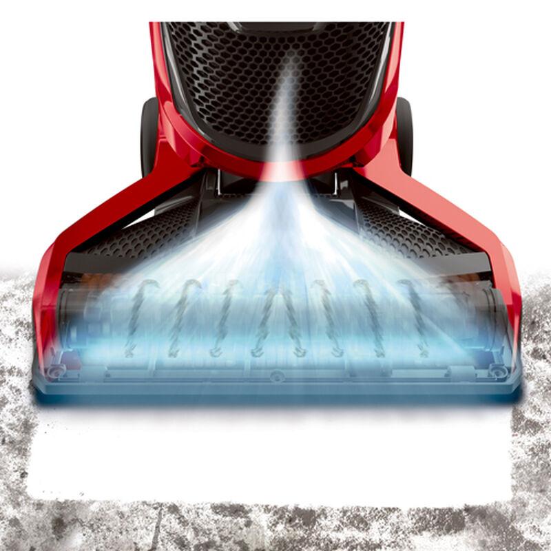 PowerGlide Pet Vacuum 1305 Suction Channel Technology