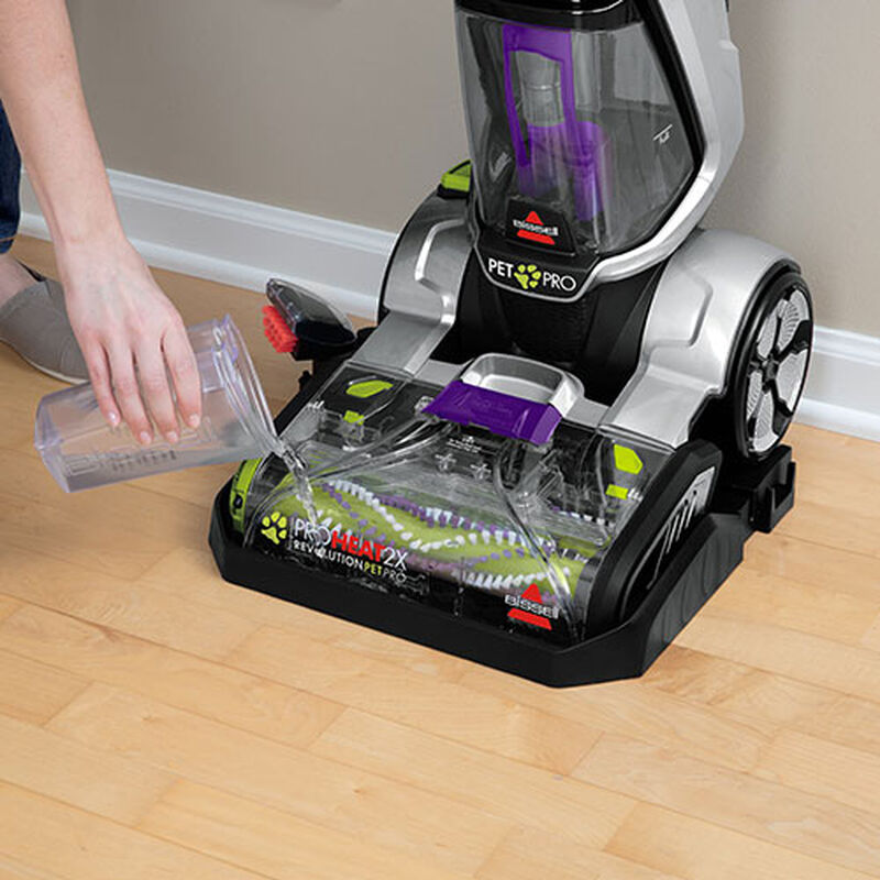 ProHeat_2X_Revolution_Pet_Pro_2383_BISSELL_Carpet_Cleaner_Machine_Fill_Tray