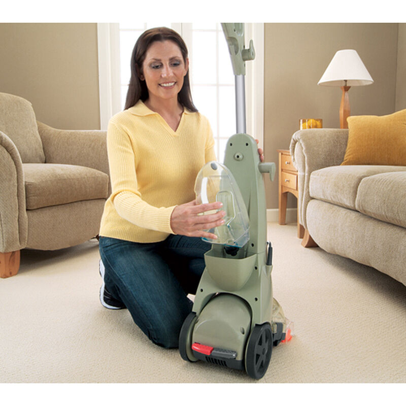 Quicksteamer Multisurface Carpet Cleaner 17701 Clean Water Tank