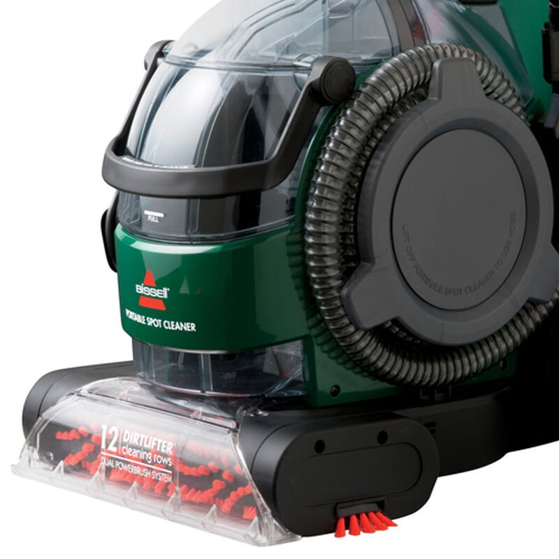 DeepClean LiftOff Carpet Cleaner Front Pod View
