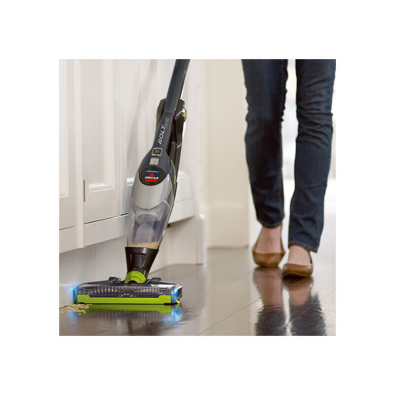 Bolt Ion XRT Stick Vacuum 1311 edge cleaning