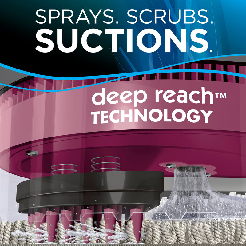 SpotBot Pet Sprays Scrubs Suctions