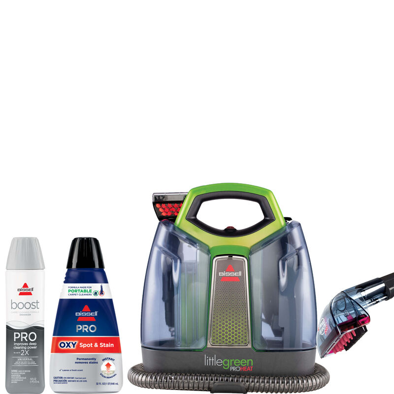 BISSELL Little Green ProHeat Carpet Cleaner Pro Bundle B0169