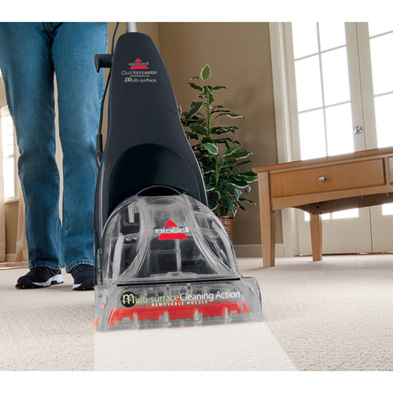 Quicksteamer Powerbrush Multisurface Carpet Cleaner 2090 Water Extraction