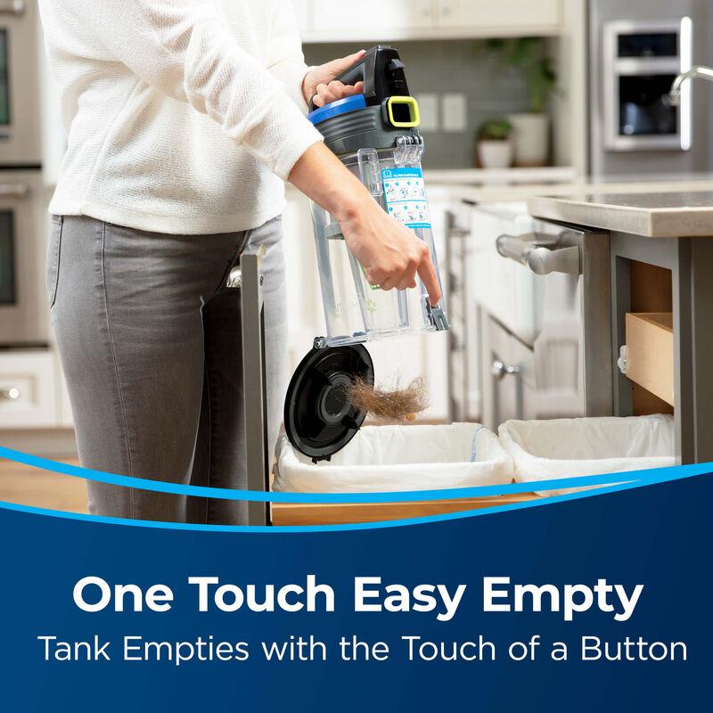 BISSELL MultiClean™ Allergen Pet Vacuum Cleaner 2849 Easy Empty Dirt Tank