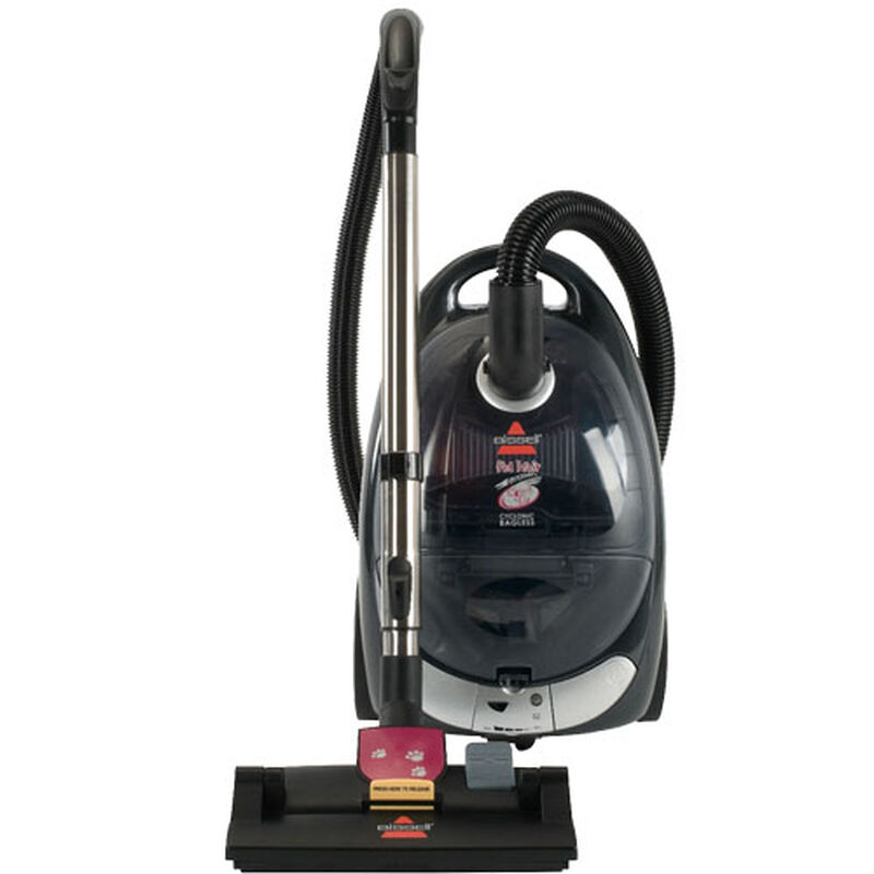 Pet Hair Eraser Cyclonic Canister Vacuum