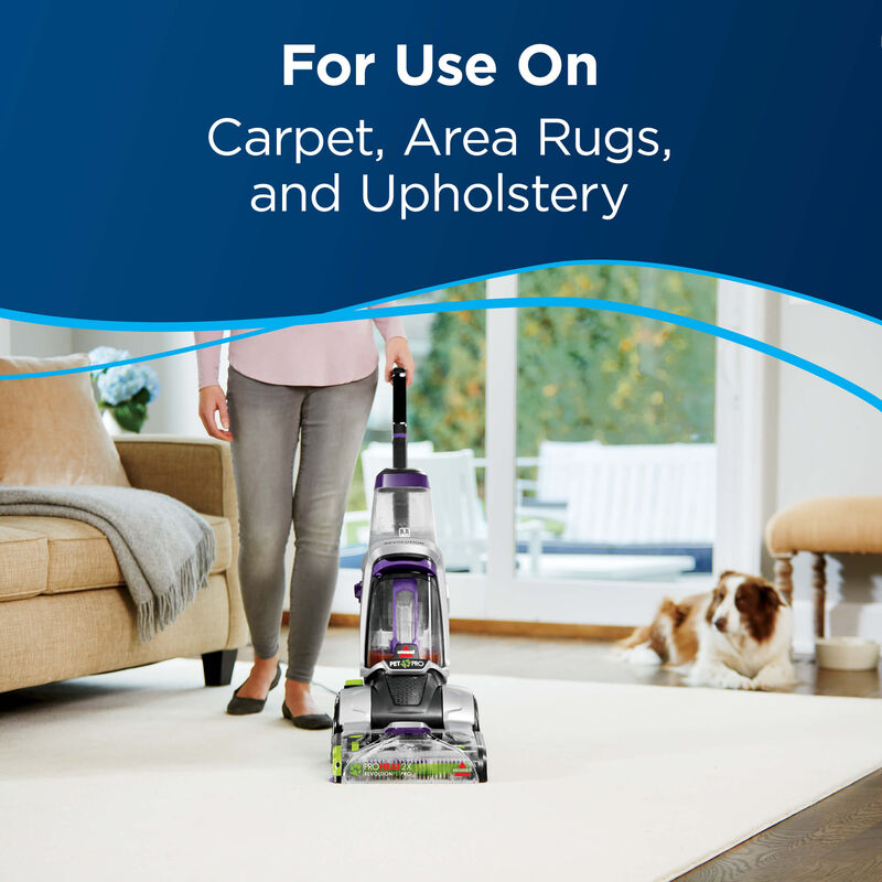 PRO MAX Clean + Refresh with Febreze Carpet Cleaning Formula 2515 surfaces