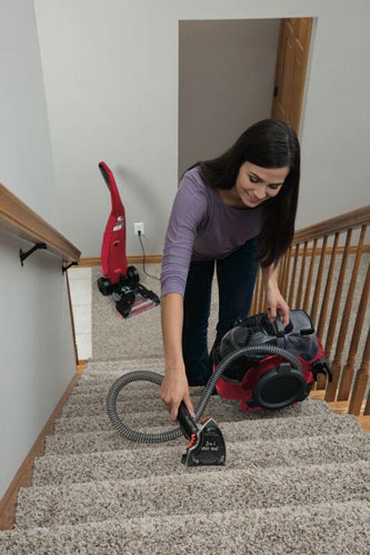 DeepClean LiftOff Deluxe Pet Carpet Cleaner 30K7 Stair Cleaning Portable Carpet Cleaner