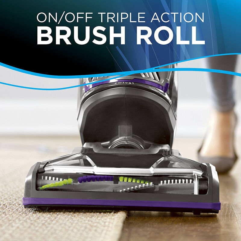 PowerGlide Lift-Off Triple Action Brush Roll