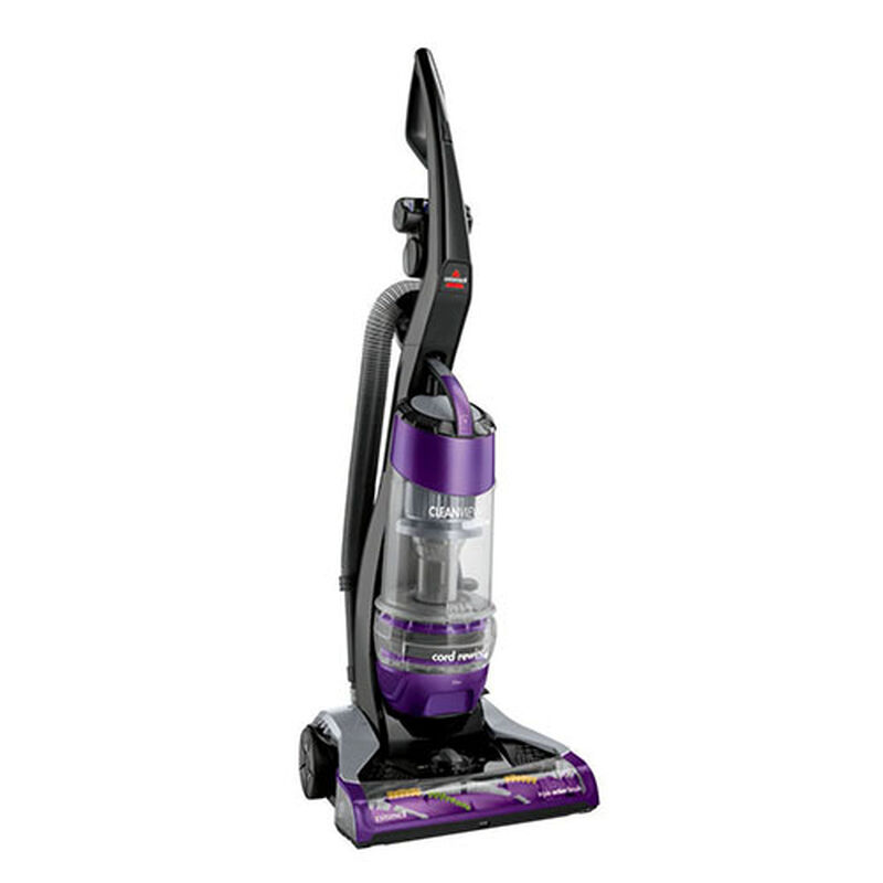 CleanView Rewind Deluxe Pet Vacuum 14522 Right Angle View