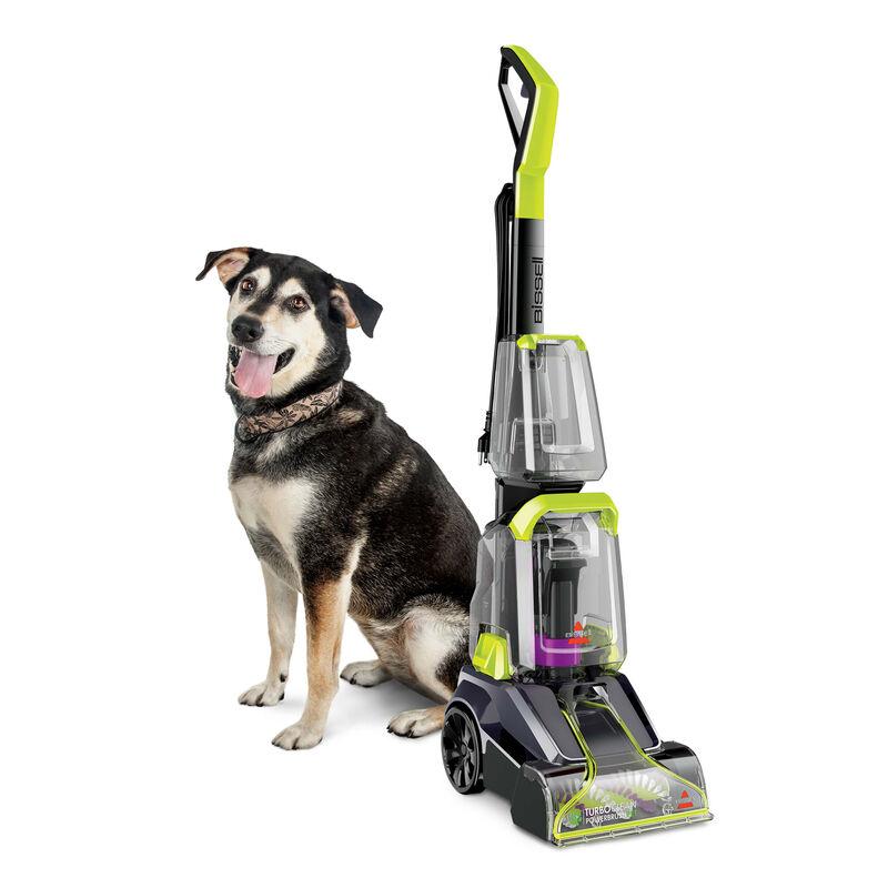 BISSELL TurboClean PowerBrush Pet Carpet Cleaner 2987 Hero Pet