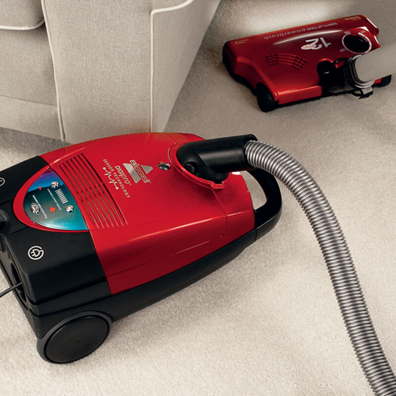 DigiPro Bagged Canister Vacuum 6900 light
