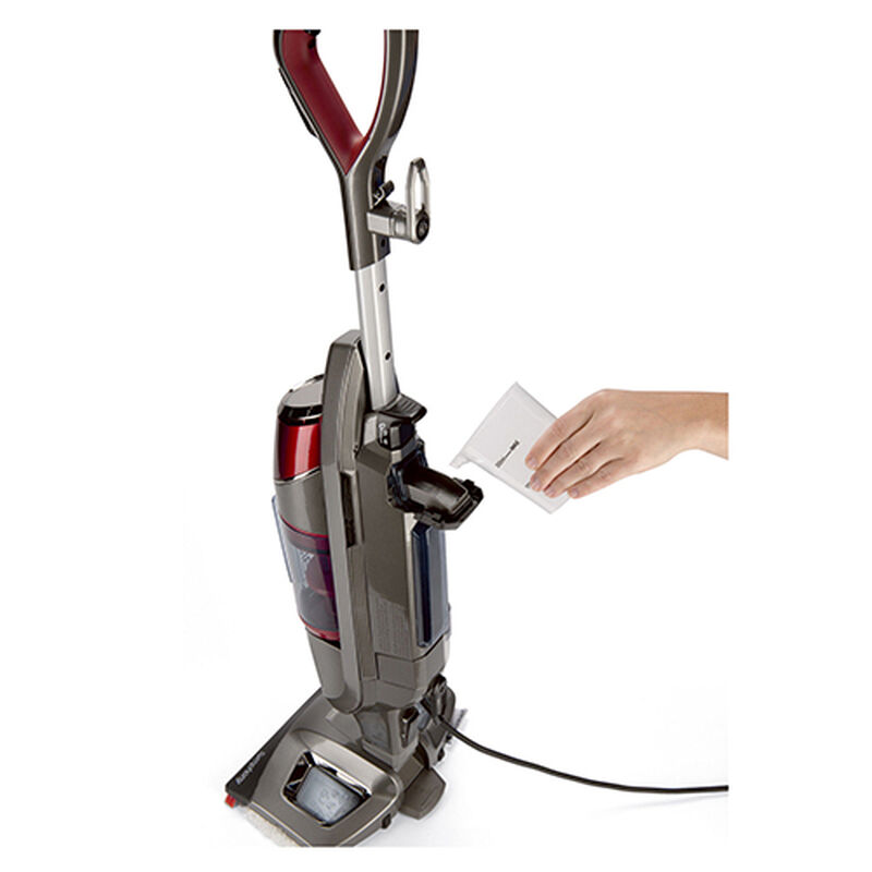 Symphony Steam Mop Remanufactured 1132R BISSELL Steam Cleaners Fill Water Tank