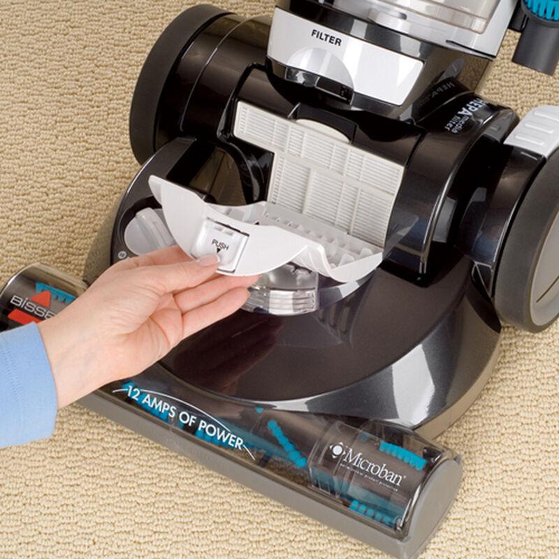 PurePro Upright Vacuum 59G9 PostMotor Filter Location