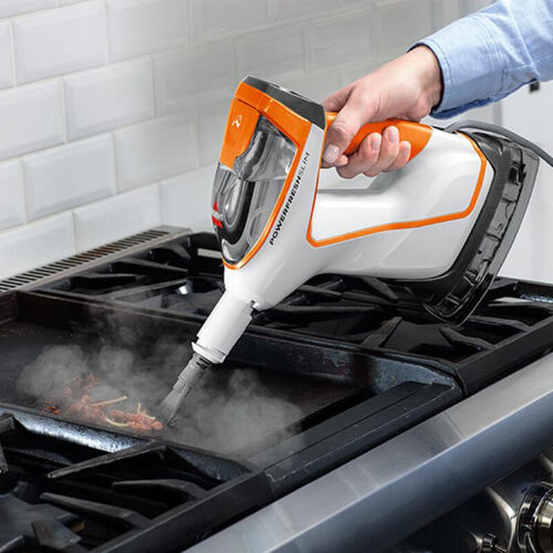 PowerFresh Slim Steam 2181 BISSELL Steam Cleaner Steam Mop Stove