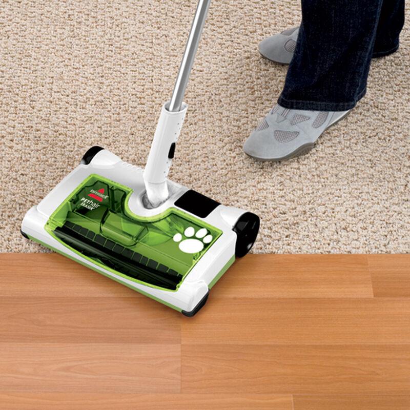 Pet Hair Eraser Carpet Sweeper 23T6 rugs