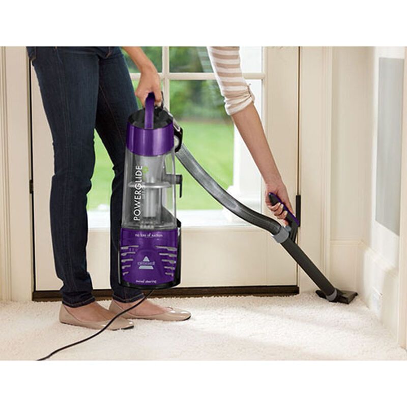 BISSELL PowerGlide® Deluxe Pet 27636 corners vacuum cleaners