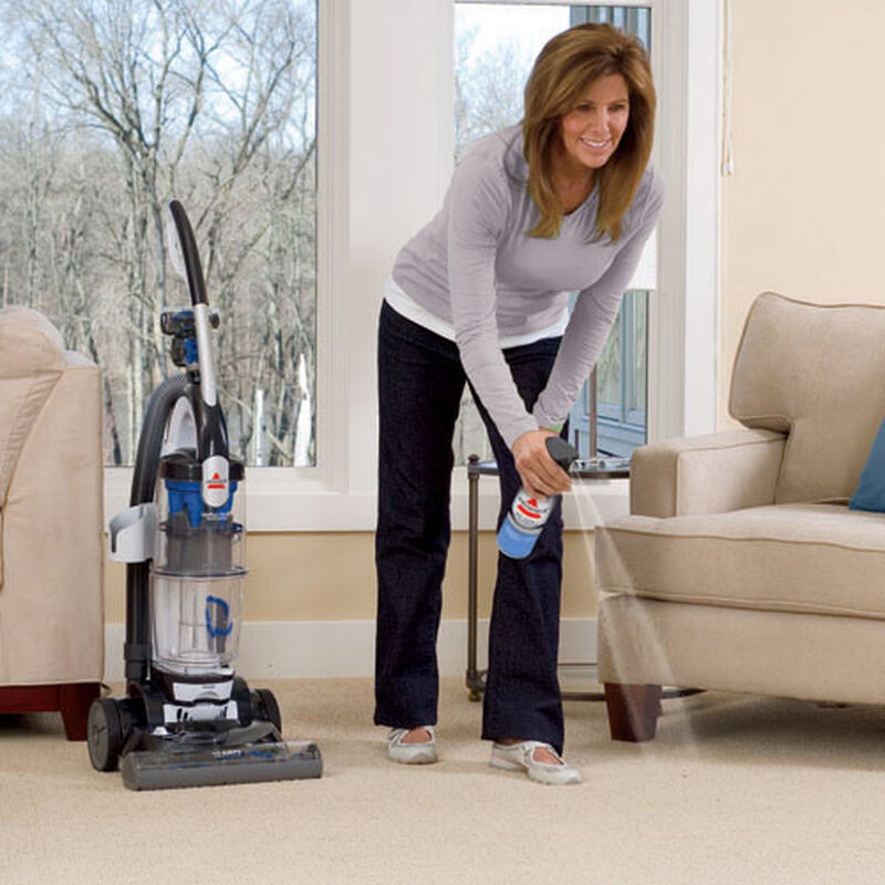 TripleClean Professional Vacuum 81M9K stain removal